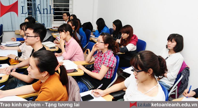 Học kế toán ở đâu uy tín tại Hà Nội
