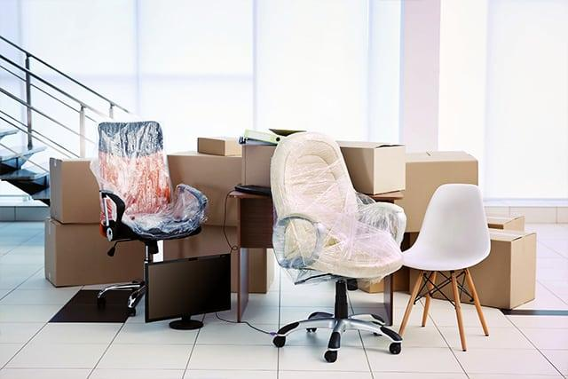 Vận chuyển văn phòng trọn gói bí quyết tiết kiệm chi phí
