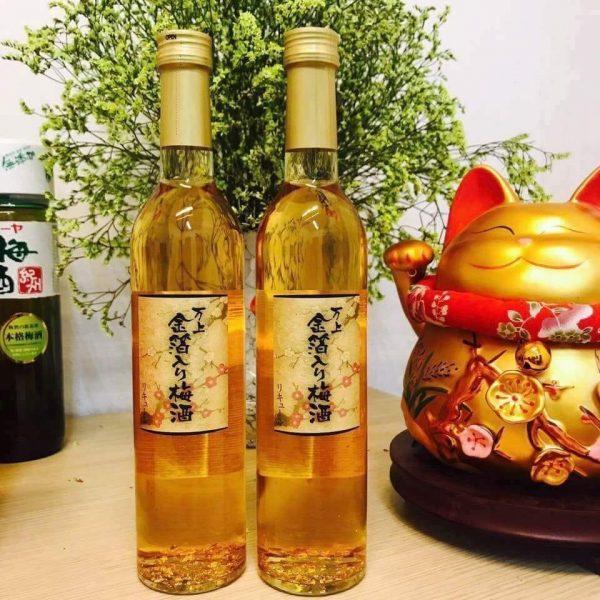 Rượu vảy vàng Nhật Bản có làm thu hút bạn không?