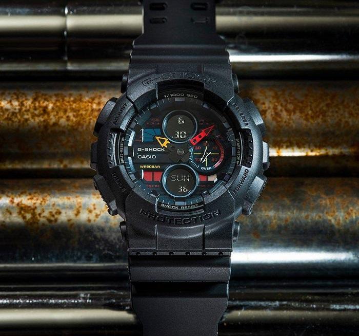 """Bật mí """"sốc"""" về đồng hồ thể thao Casio G-Shock"""