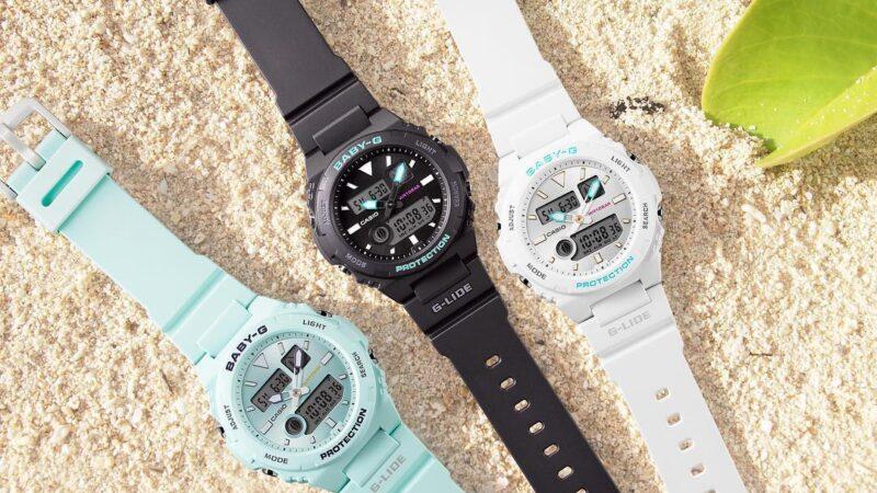 Có nên mua đồng hồ Casio Baby-G dòng BAX-100